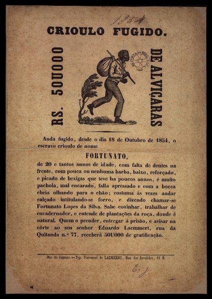 Procura-se - 1854