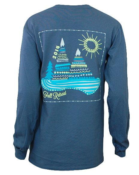 Sweatshirt Design Ideas change the world for one adoption fundraiser t shirts designed by mercyink fundraising ideasshirt Alpha Omega Epsilon Retreat Long Sleeve By Adam Block Design Custom Greek Apparel Sorority