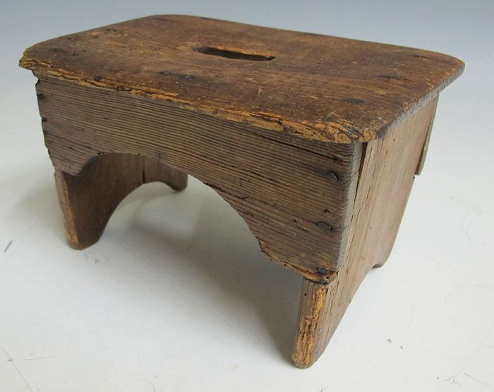 Primitive Folk Art Miniature Childs Toy Doll Furniture Foot Step Stool $42 & 1112 best VINTAGE AND ANTIQUE WOODEN BENCHES AND STOOLS images on ... islam-shia.org