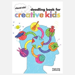Visual Aid Doodling Book now featured on Fab.: Christmas Gift Ideas, Aid Doodles, Creative Ideas, Carpe Doodles, Doodles Book, Creative Kiddos, Creative Kids, Visual Aid, Doodles Boards