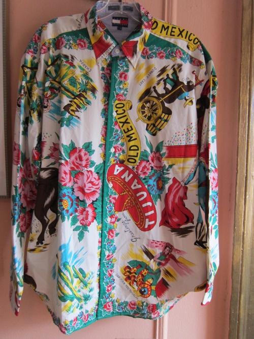 vintage tijuana shirt
