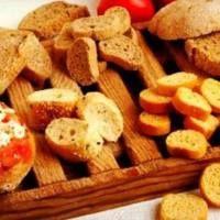 Greek tastes: Bread