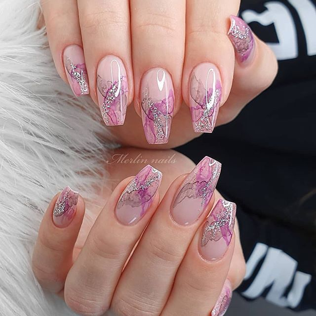 100 Gorgeous Spring Nail Trends And Colors Page 41 In 2020 With