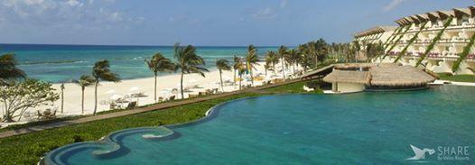 Отдыхайте в обстановке спокойствия: загорайте на пляже, плавайте в бирюзовых водах Карибского моря. Все это - отель Гранд Велас Ривьера-Майя.  http://rivieramaya.grandvelas.com/russian/
