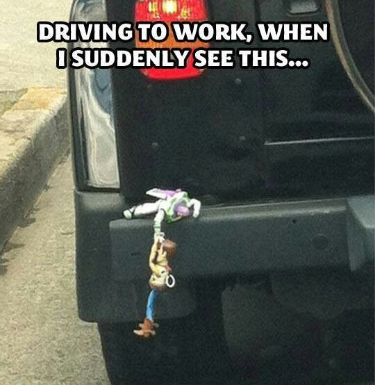 .Woody and Buzz