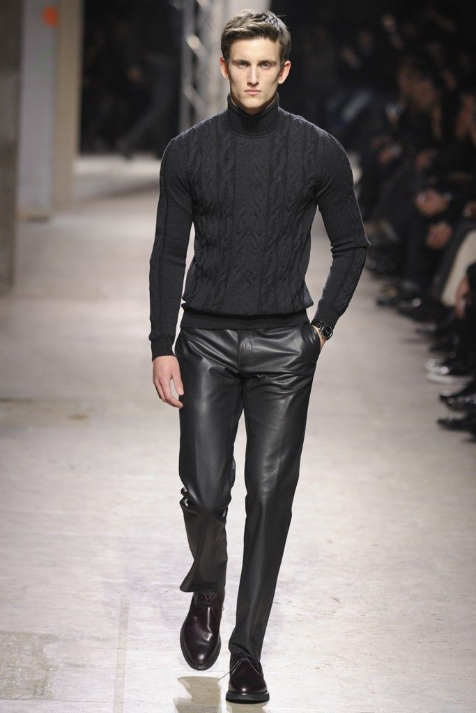 Hermès Men's RTW Fall 2014 - Slideshow - Runway, Fashion Week, Fashion Shows, Reviews and Fashion Images - WWD.com