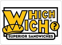 Free Sandwich at Which Wich
