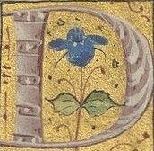 Livre d'heures, en latin Date d'édition :  1501-1525 Type :  manuscrit Langue :  latin http://gallica.bnf.fr/ark:/12148/btv1b550103847/f63.item