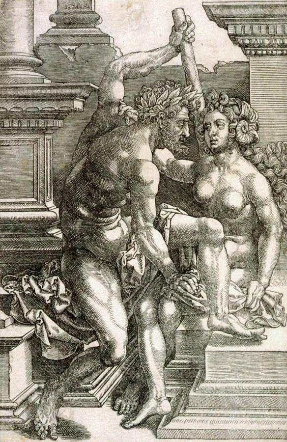 Ηρακλής και Δηιάνειρα (1520)