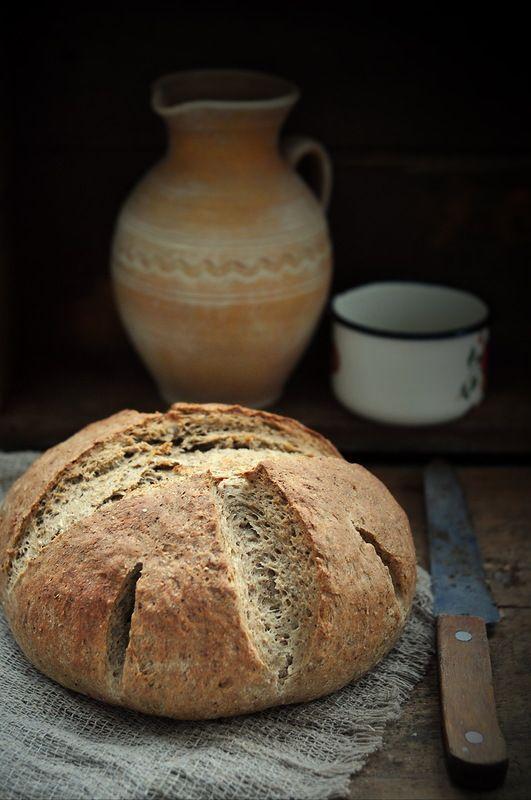 30%-ный пшенично-ржаной хлеб - something sweet to a cup of coffee