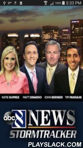 StormTracker - 8News Weather  Android App - playslack.com ,  Never let the weather catch you by surprise again. The trusted weather experts at 8News deliver Richmond, Virginia's most accurate hour-by-hour forecast for the next day and for the week ahead. Unlike other weather apps, you'll get a local forecast that is customized for you.Download the 8News StormTracker app for fast, accurate local and national weather at your fingertips. With its personal alert notifications, you'll know when…