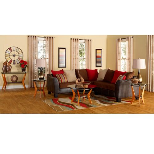 7 Piece Calypso Living Room Collection. 10 best images about Aarons on Pinterest   Mink  Signature