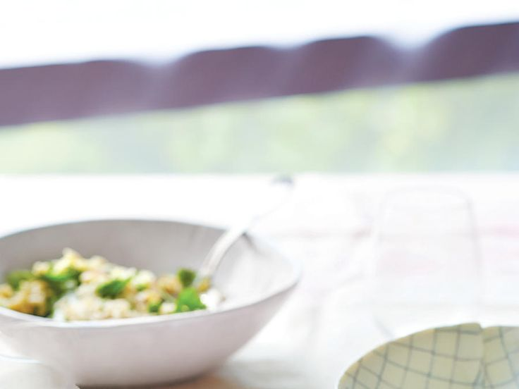 The key to this crowd-pleasing salad is to toss the warm pasta with the dressing so the orzo soaks up flavor. Make it up to two days...