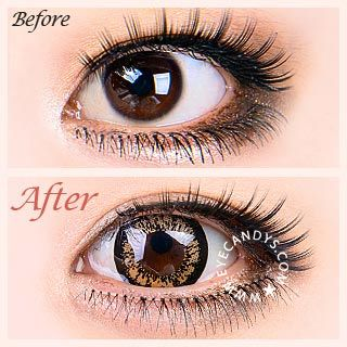 1000 images about eos candy magic circle lenses on pinterest models gyaru and cosmetic contact lenses - Coloration Eos