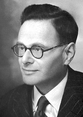 """Hans Adolf Krebs - """"Hans Krebs"""". Prêmio Nobel de Fisiologia/Medicina, de 1953."""