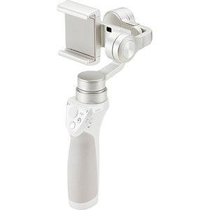 DJI Osmo Mobile Gimbal Stabilizer for Smartphones (Silver) for Sale