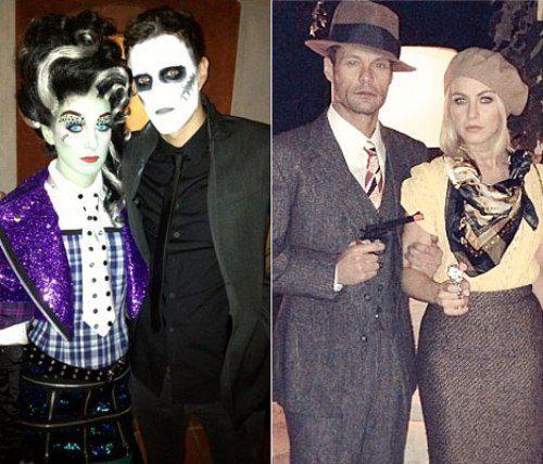 sweet sweet couple halloween costumes - Hollywood Couples Halloween Costumes