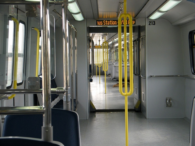 Canada Line Preview Tour by miss604, via Flickr
