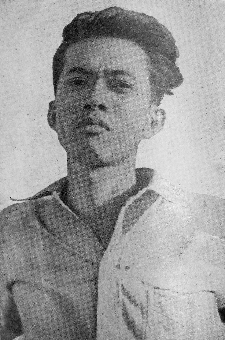 Chairil Anwar, b. 26 Jul 1922