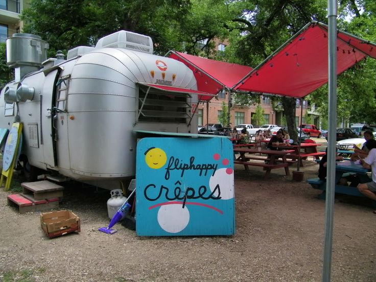 Flip Happy Crepes. I need to go there someday, I heard a lot of good stuff about them.