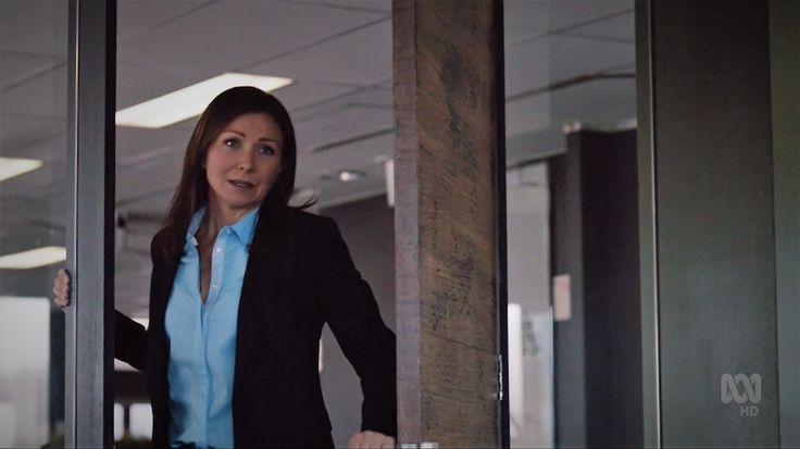 Anita Hegh as Bianca Grieve. Bianking