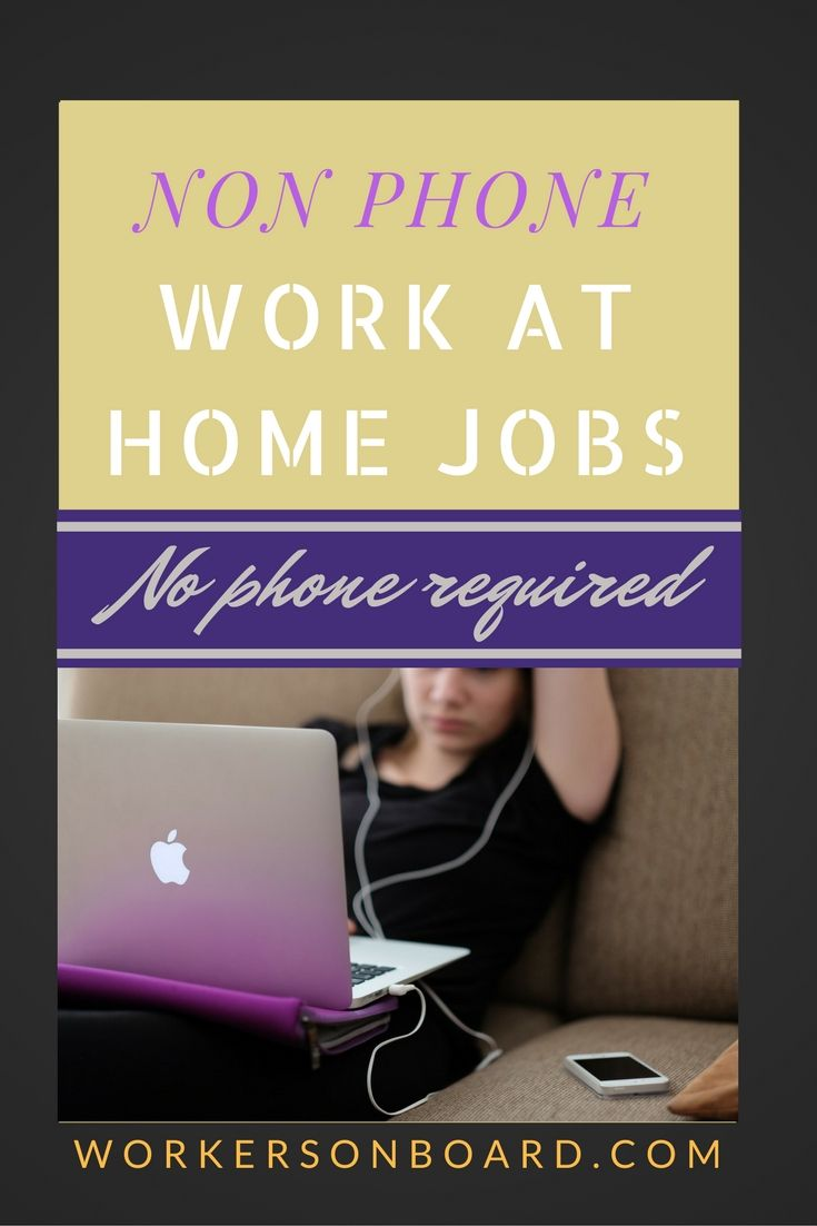 Legit work at home