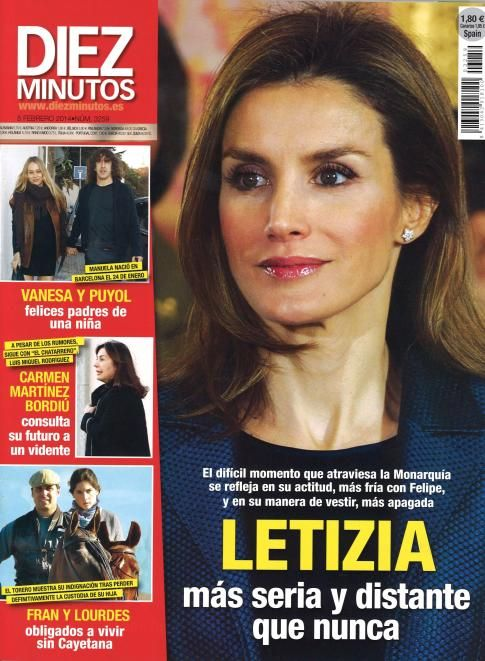 revista hola enero 2015 letizia - Google Search