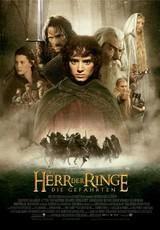 Poster zu Der Herr der Ringe: Die Gefährten