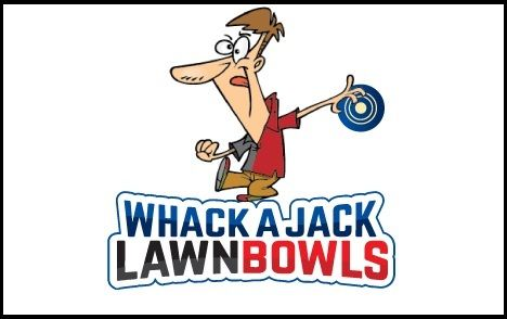 Whack a Jack Lawn Bowls. This is a super different activity for a hen party. Great craic for summer