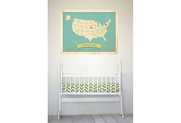 My Roots Map of USA Print. Cute way of teaching early geography.Teaching Essential, Roots Maps, For The Future, Usa Prints, Teaching Soci Study, Future Offspring, Teaching Early, Early Geography
