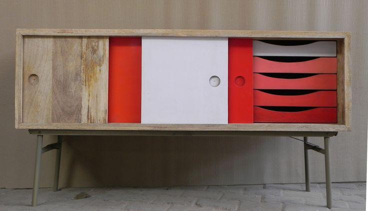 Buffet Nordic Chic Un design, naturel, fonctionnel ...