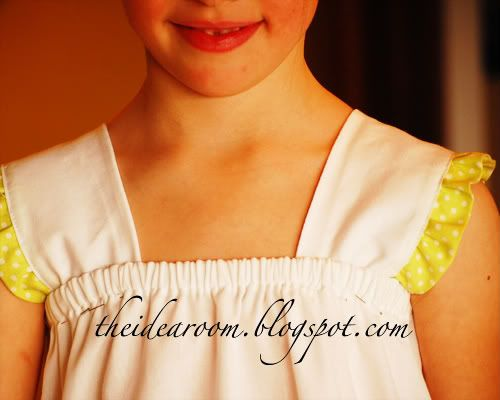 little girl's nightgown tutorial...going to make a bunch for natalie and lydia!