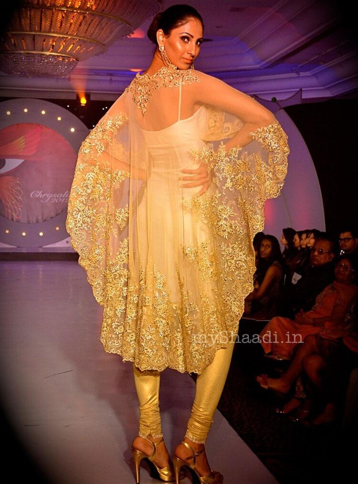 Indian Bridal Wear by Priya Chhabria| Myshaadi.in#bridal wear#india#bridal lehengas#designer bridal outfits#indian wedding