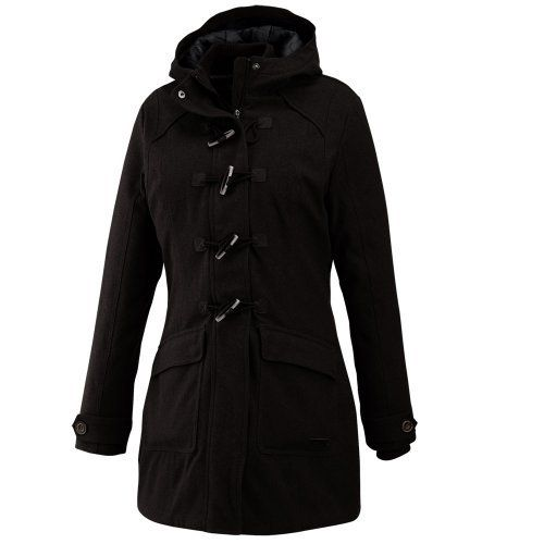 Hot Product Today  Merrell Women's Haven II Coat, Black, Small