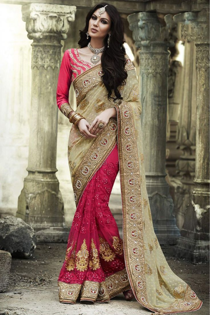 Bollywood celebrities have given a new dimension to the Indian Saree giving a whole new range of variety to shoppers. Saree worn by Bollywood celebrities have became the latest trend setters for style...