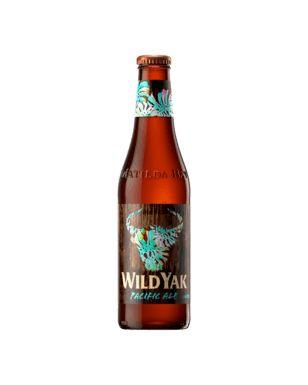 Yak Ales Wild Yak Pacific Ale 345mL