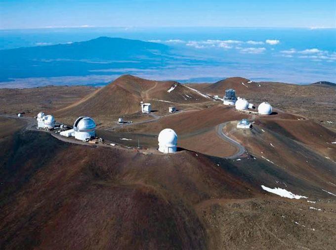 日本のすばる望遠鏡など13基があるハワイのマウナケア天文台群 #マウイ #マウナケア #Maunakea #Maui