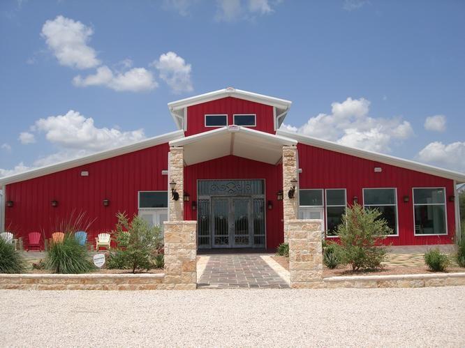 17 best images about barndominium living on pinterest for Metal barn homes texas