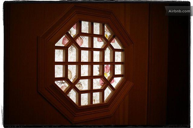 Hexagonal - geometric