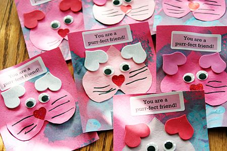 Pinterest The worlds catalog of ideas – Homemade Kid Valentine Cards