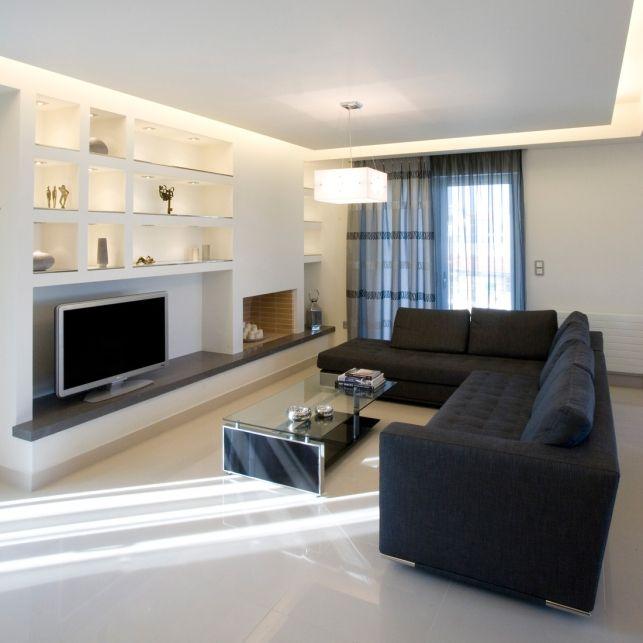 An astonishing three bedroom apartment from Athens, Greece- Inspiratie in amenajarea casei - www.Houzzilla.com