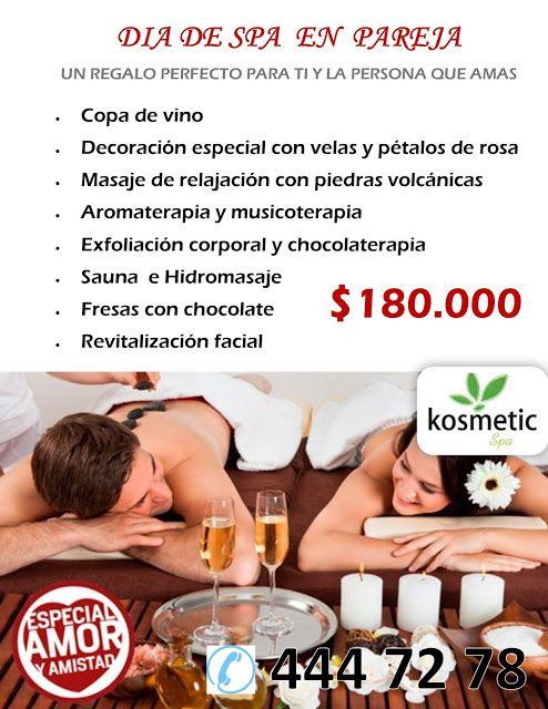 Kosmetic Spa: SPA EN PAREJA