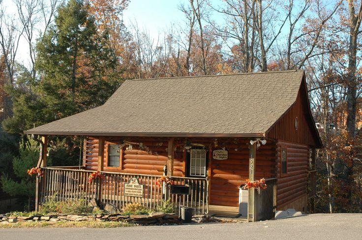 SEVIERVILLE Cabin Rental CHEROKEE NIGHTS 132 1