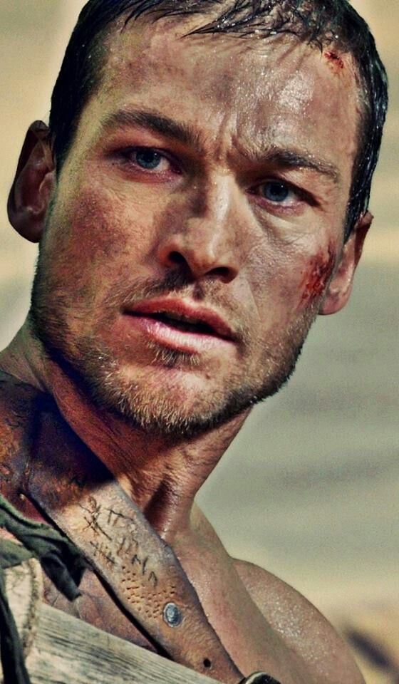 Andy Whitfield, a gallant warrior in his profession and most importantly in his real life; he battled unto the end. Disease stole this lovely man, husband and father from us, but his memory remains in our hearts ~
