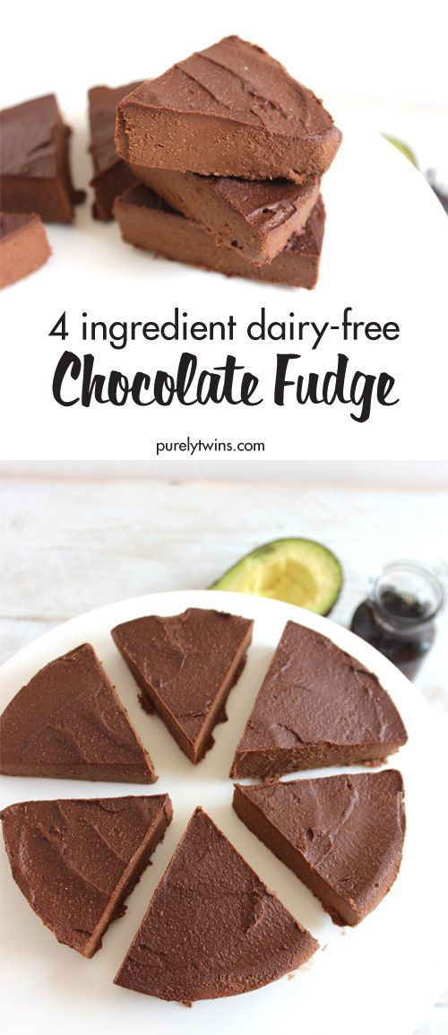A delicious dairy-free chocolate fudge made with avocado, coconut butter, cocoa and maple syrup. This high fat dessert recipe is full of healthy fats and fiber. Rich and incredibly smooth. Not too sweet and full of flavor. https://www.pinterest.com/pin/218917231870891237/