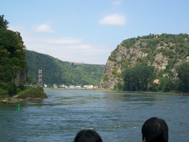 Die Lorelei, The Rhine, Germany