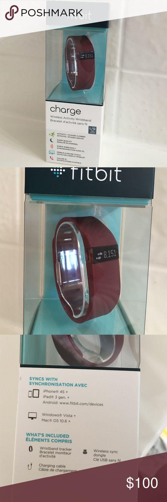 Fitbit A new Fitbit. Wireless Activity Wristband Bracelet d'activite sand fil Fitbit Jewelry Bracelets