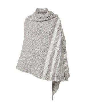 Rib Stripe Blanket