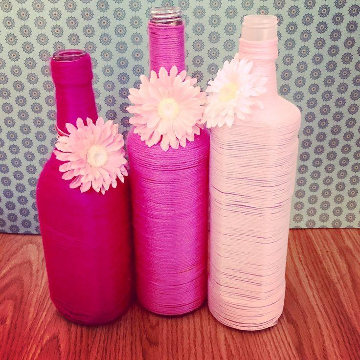 Pink vase :)