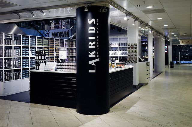 Lakrids by Johan Bülow at Magasin by, via Flickr.